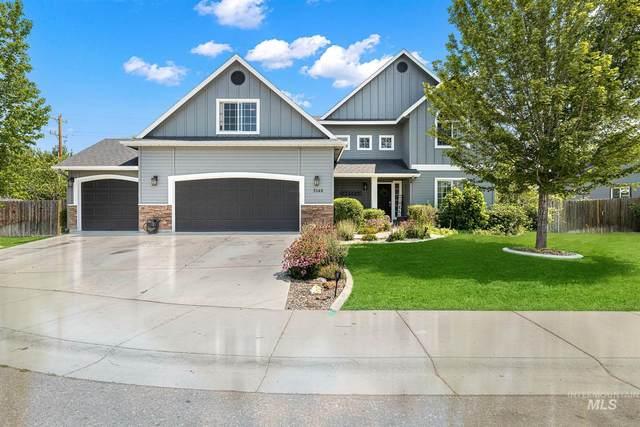 5148 N Morning Dew Ave., Meridian, ID 83646 (MLS #98813330) :: Full Sail Real Estate
