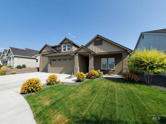 11166 S Gerfalcon Pl., Nampa, ID 83686 (MLS #98813335) :: Build Idaho