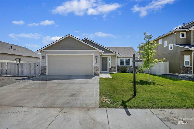 120 Cliff Swallow Ave, Caldwell, ID 83605 (MLS #98813343) :: Scott Swan Real Estate Group