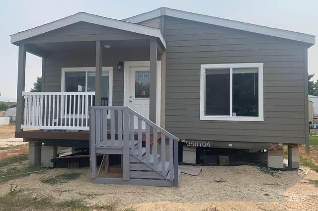 8550 Blue Hill Ln.    #127, Boise, ID 83716 (MLS #98813346) :: Bafundi Real Estate