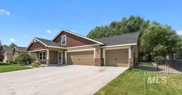 1633 N Azurite Pl, Kuna, ID 83634 (MLS #98813372) :: Full Sail Real Estate