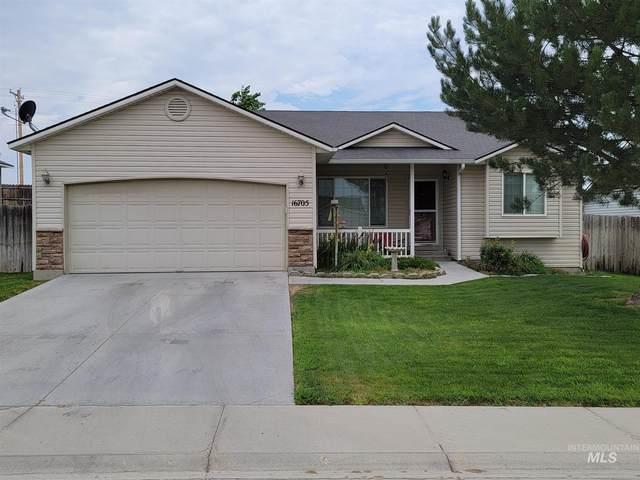 16705 Naito Ave, Caldwell, ID 83607 (MLS #98813379) :: Silvercreek Realty Group