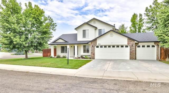 4916 W Mcnealy, Meridian, ID 83642 (MLS #98813386) :: Haith Real Estate Team
