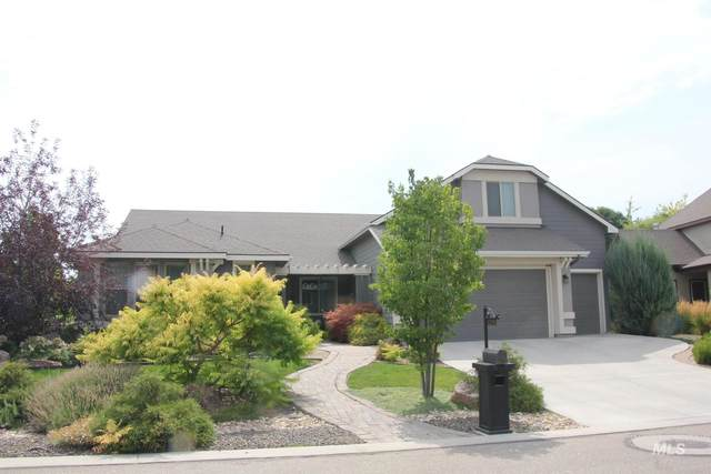 12309 S Carriage Hill Way, Nampa, ID 83686 (MLS #98813391) :: Own Boise Real Estate