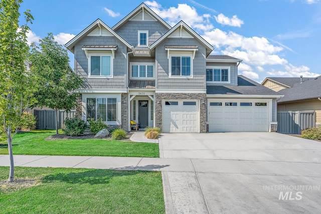 3431 E Woodville Drive, Meridian, ID 83642 (MLS #98813397) :: Jeremy Orton Real Estate Group