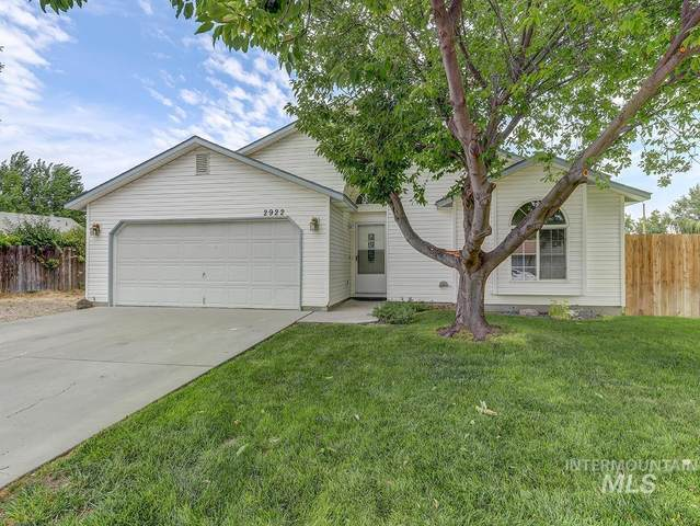 2922 Sunflower Dr., Nampa, ID 83686 (MLS #98813398) :: Trailhead Realty Group