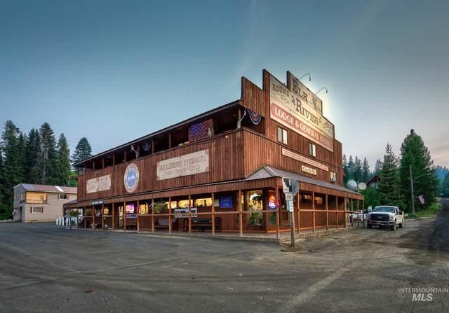 201 S Main St., Elk River, ID 83827 (MLS #98813402) :: Haith Real Estate Team