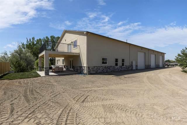 5855 Joe Lane, Nampa, ID 83687 (MLS #98813412) :: Full Sail Real Estate