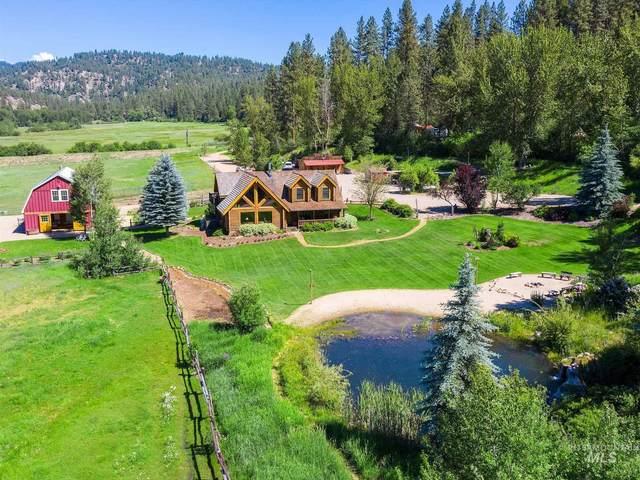 60 Chapel Ln, Garden Valley, ID 83622 (MLS #98813430) :: Jon Gosche Real Estate, LLC