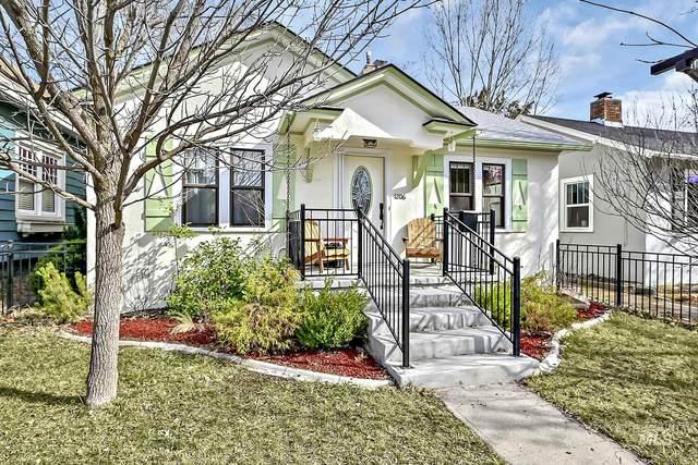 1206 N 13th St, Boise, ID 83702 (MLS #98813437) :: Jon Gosche Real Estate, LLC