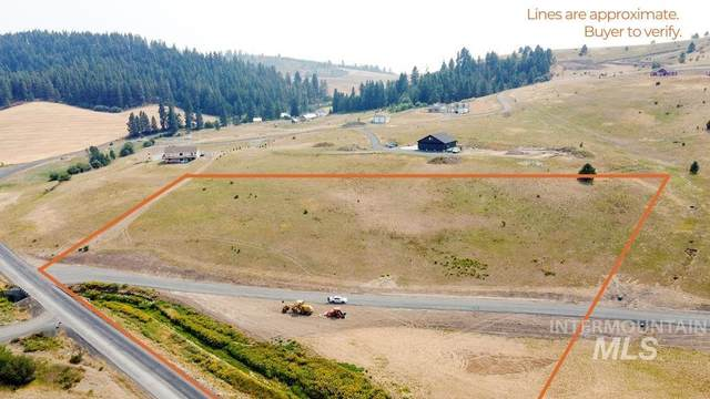 TBD Lot 1 Whoville Lane, Moscow, ID 83843 (MLS #98813468) :: Trailhead Realty Group