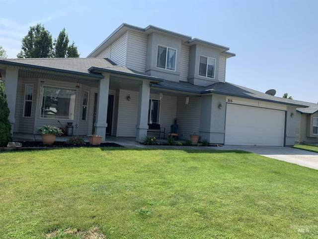 355 E Bay Owl Drive, Kuna, ID 83634 (MLS #98813485) :: Bafundi Real Estate