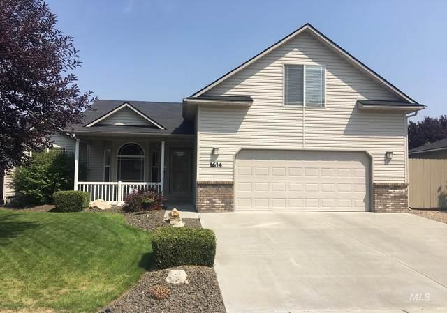 1614 W Streamside Ave, Nampa, ID 83651 (MLS #98813500) :: Bafundi Real Estate