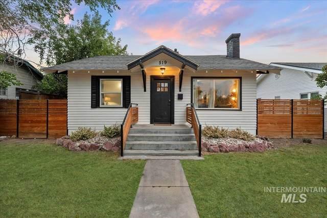519 S 5th Ave, Nampa, ID 83651 (MLS #98813501) :: Bafundi Real Estate