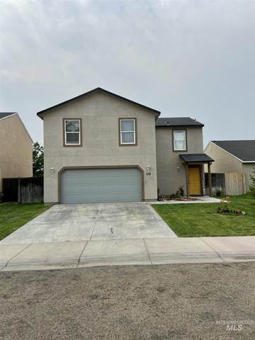 216 Parkmont Way, Caldwell, ID 83605 (MLS #98813513) :: Scott Swan Real Estate Group