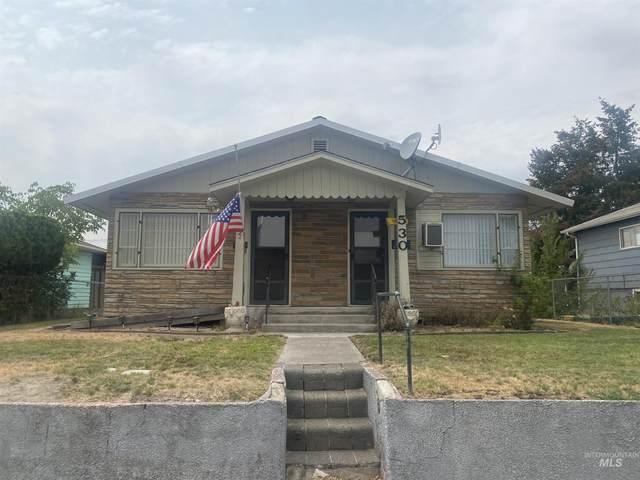 530 5th Street, Clarkston, WA 99403 (MLS #98813534) :: Epic Realty