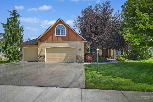 622 W Highland Ave, Nampa, ID 83686 (MLS #98813558) :: Trailhead Realty Group