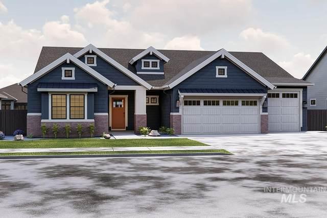 2675 N Rivington Ave, Eagle, ID 83616 (MLS #98813559) :: Idaho Life Real Estate