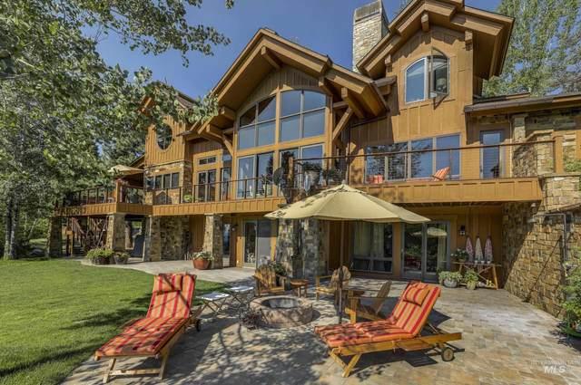 1436 Club Hill Boulevard, Mccall, ID 83638 (MLS #98813568) :: Full Sail Real Estate