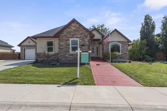 7175 W Ring Perch Dr, Boise, ID 83709 (MLS #98813599) :: Haith Real Estate Team