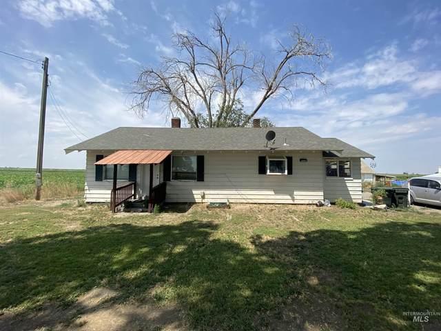 3831 N 1000 E, Buhl, ID 83316 (MLS #98813600) :: Scott Swan Real Estate Group