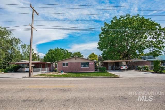 1818 E Linden Street, Caldwell, ID 83605 (MLS #98813605) :: Beasley Realty