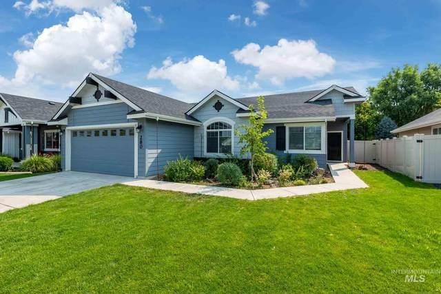 280 N Tullshire Ave, Eagle, ID 83616 (MLS #98813634) :: Trailhead Realty Group