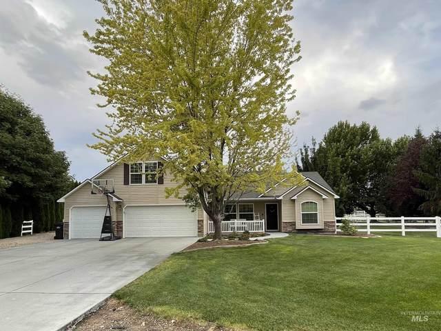1803 E Ridgedale Ct, Nampa, ID 83686 (MLS #98813653) :: Scott Swan Real Estate Group