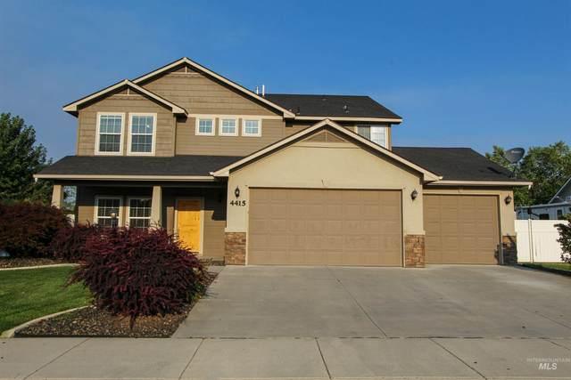 4415 N. Portage Ave., Meridian, ID 83646 (MLS #98813677) :: Idaho Life Real Estate