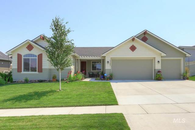 11151 W Troyer Dr, Nampa, ID 83686 (MLS #98813680) :: Scott Swan Real Estate Group
