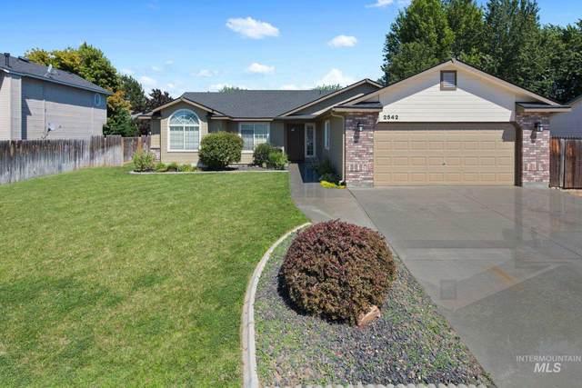 2542 N Morello, Meridian, ID 83646 (MLS #98813689) :: Idaho Life Real Estate