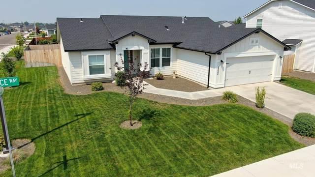 5522 Wallace Way, Caldwell, ID 83607 (MLS #98813691) :: Jon Gosche Real Estate, LLC