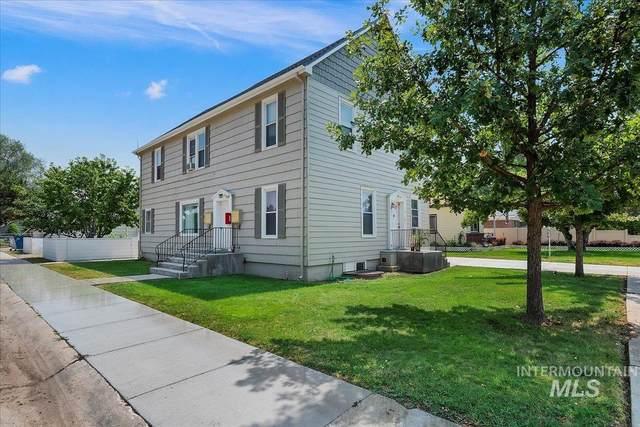303 E Roosevelt Ave, Nampa, ID 83686 (MLS #98813695) :: Scott Swan Real Estate Group