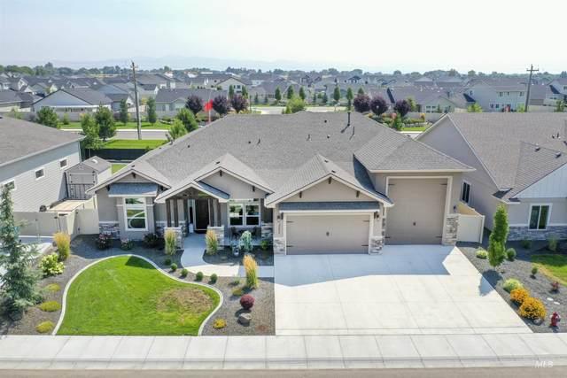 2284 N Finsbury Way, Star, ID 83669 (MLS #98813697) :: Jon Gosche Real Estate, LLC