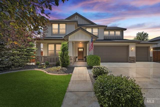815 E Ocelot St, Meridian, ID 83646 (MLS #98813702) :: Idaho Life Real Estate
