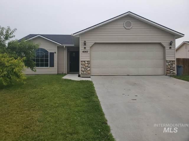 4007 Groveton St, Caldwell, ID 83607 (MLS #98813709) :: Jon Gosche Real Estate, LLC