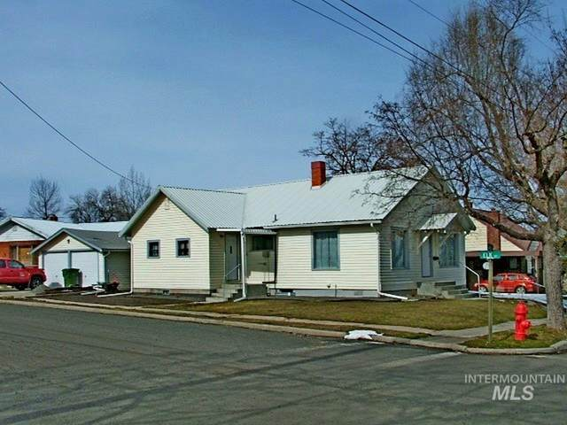 518 S Idaho Avenue, Grangeville, ID 83530 (MLS #98813716) :: Scott Swan Real Estate Group