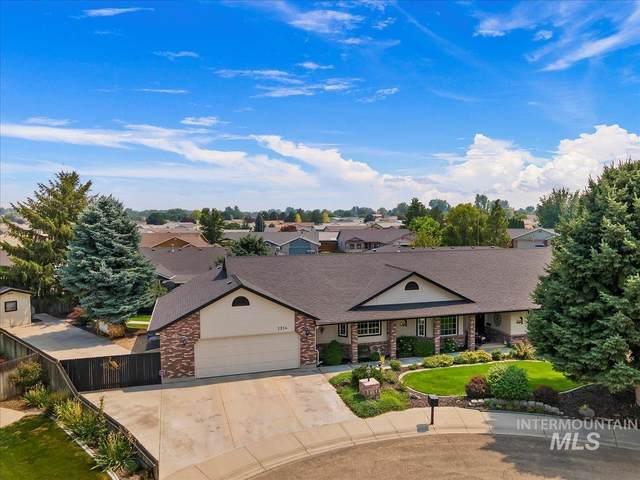 1214 Josh Place, Nampa, ID 83687 (MLS #98813720) :: Jon Gosche Real Estate, LLC