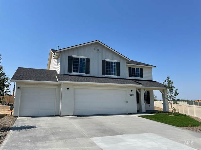 17757 N Harpster Way, Nampa, ID 83687 (MLS #98813743) :: Idaho Life Real Estate