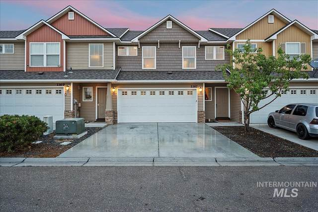 1161 S Barberry Place, Nampa, ID 83686 (MLS #98813758) :: Full Sail Real Estate
