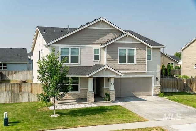 55 N Zion Park Dr, Nampa, ID 83651 (MLS #98813761) :: Full Sail Real Estate