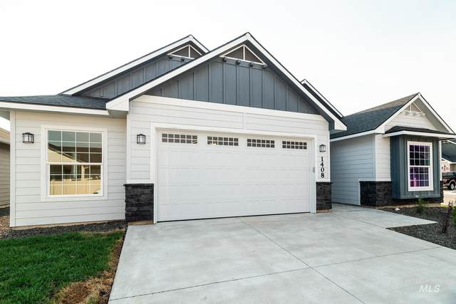 1408 W Tumble Creek Dr, Meridian, ID 83646 (MLS #98813777) :: Boise River Realty