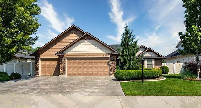 2606 W Ditch Creek, Meridian, ID 83646 (MLS #98813779) :: Idaho Life Real Estate