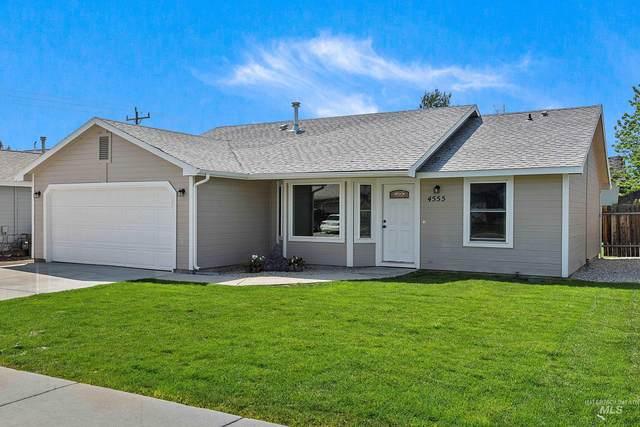 4555 S Tinker Pl, Boise, ID 83709 (MLS #98813811) :: Idaho Life Real Estate