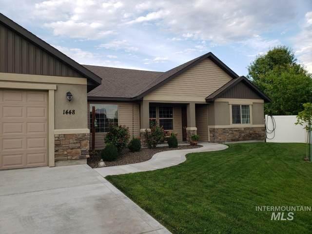 1448 Riverridge Street, Twin Falls, ID 83301 (MLS #98813826) :: Boise Home Pros