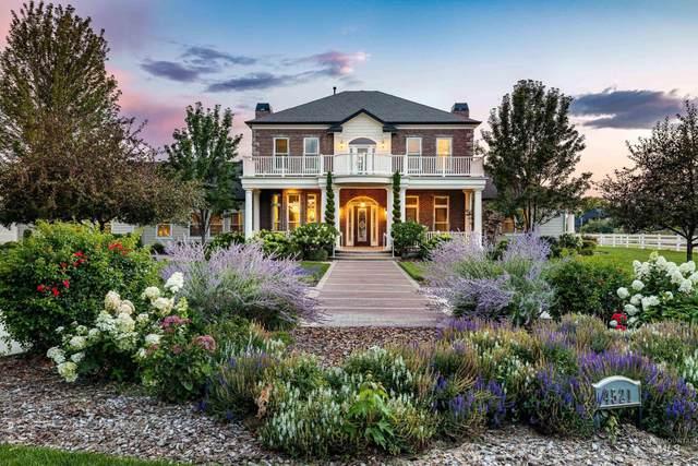 4521 W Morgan Creek Ct., Eagle, ID 83616 (MLS #98813843) :: Jon Gosche Real Estate, LLC