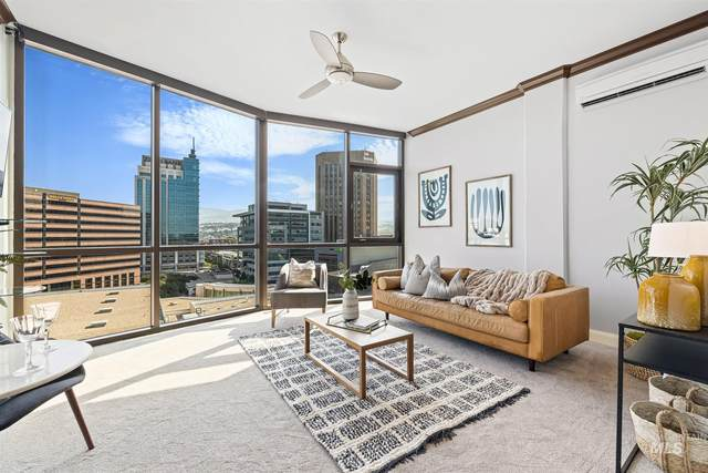 851 N Front St #902, Boise, ID 83702 (MLS #98813857) :: Jon Gosche Real Estate, LLC
