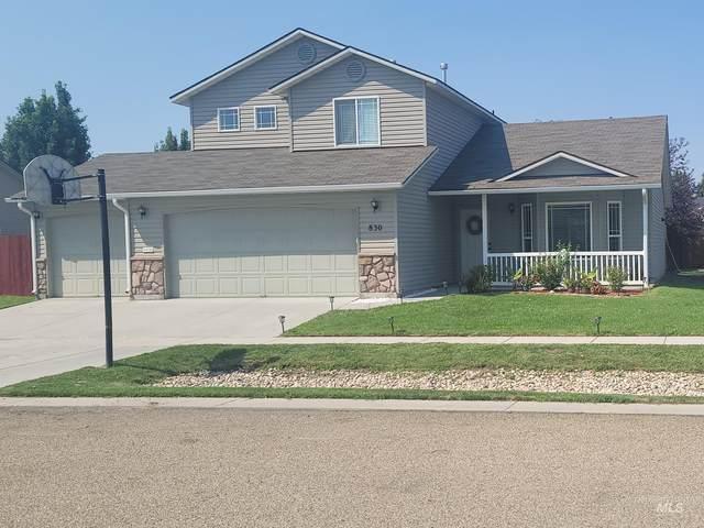 830 Shire, Middleton, ID 83644 (MLS #98813862) :: Jon Gosche Real Estate, LLC