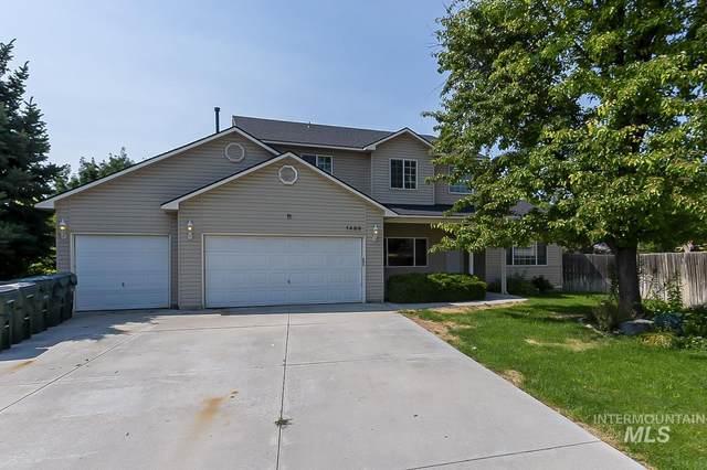 1499 W Crenshaw, Kuna, ID 83634 (MLS #98813863) :: Idaho Real Estate Advisors