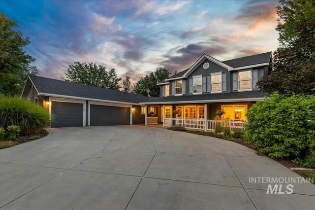 148 E Stonewater Court, Eagle, ID 83616 (MLS #98813864) :: Minegar Gamble Premier Real Estate Services